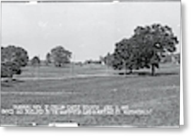 Chillum Castle Heights Washington Dc Greeting Card