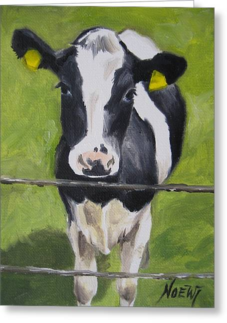 A Heifer Greeting Card