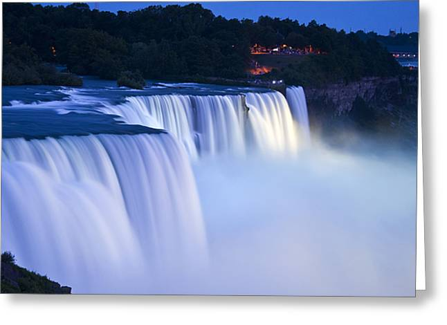 American Falls Niagara Falls Greeting Card