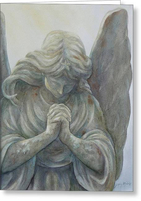 Angels On High Sold Prints Available Greeting Card