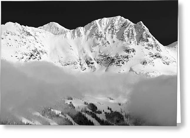 Blackcomb  Greeting Card