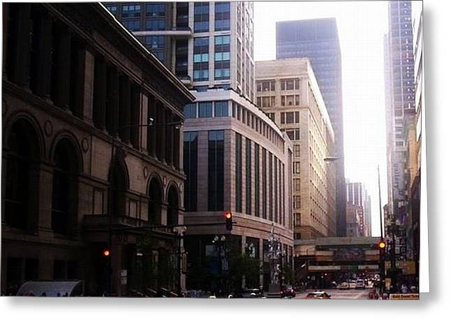 Chicago 6 Greeting Card