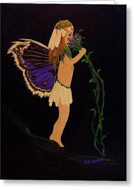 Fairy Girl Greeting Card