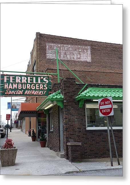 Ferrells Of Hopkinsville - 2 Greeting Card