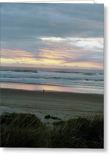 Oregon Coast 1 Greeting Card
