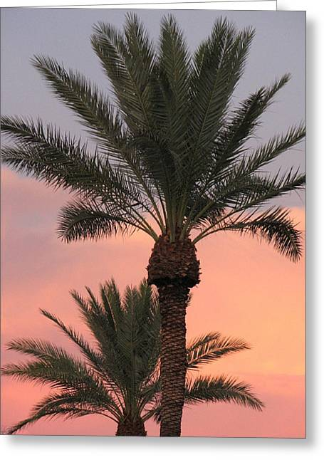 Precious Palm Greeting Card