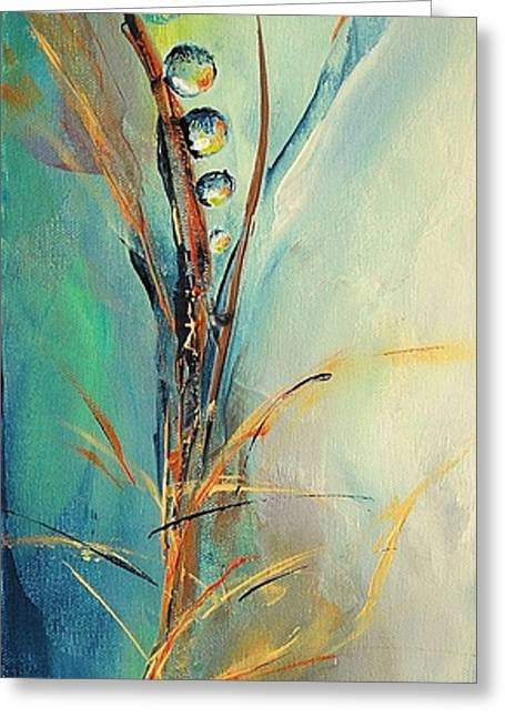 Reunis Greeting Card by Francoise Dugourd-Caput