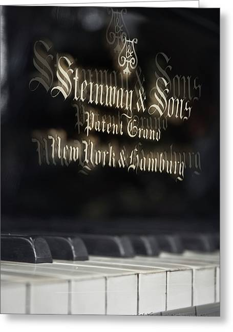 Steinway Original Grand Greeting Card