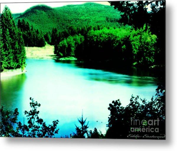 Gorge Waterway Victoria British Columbia Metal Print