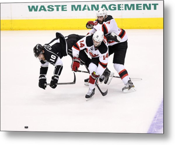 2012 Nhl Stanley Cup Final – Game Four Metal Print by Christian Petersen