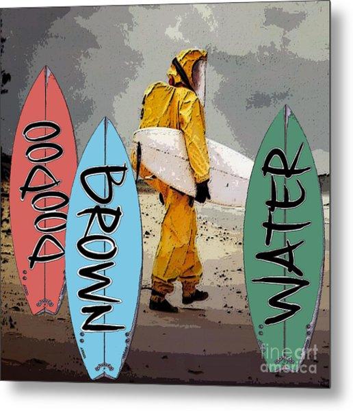 Doodoo Poster Metal Print