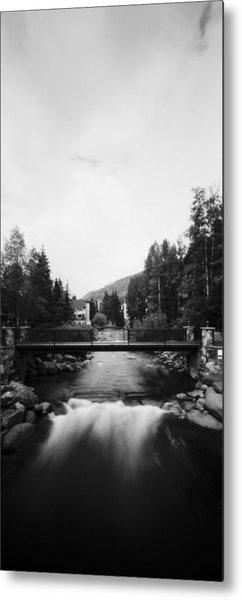 Gore Creek Vail Metal Print