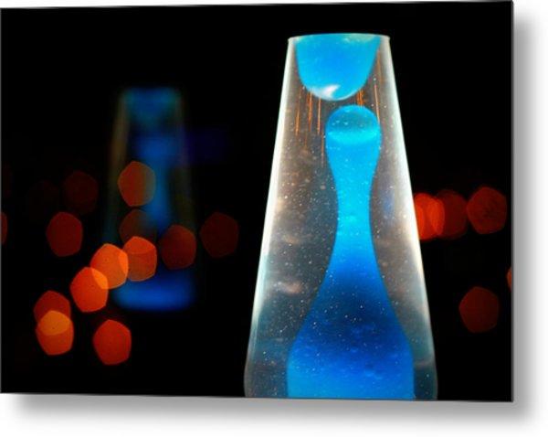 Lava Lamp Metal Print by Emac Images