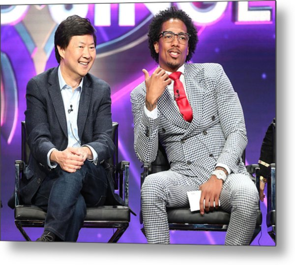 Summer 2018 Tca Press Tour - Day 9 Metal Print by Frederick M. Brown