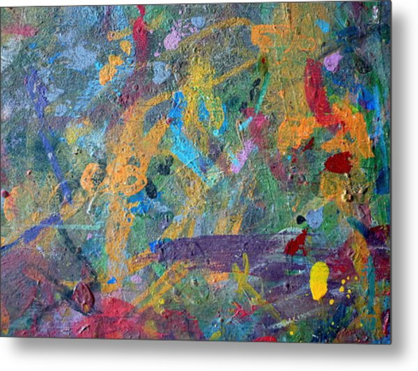 The Garden  Metal Print by Gregory Young