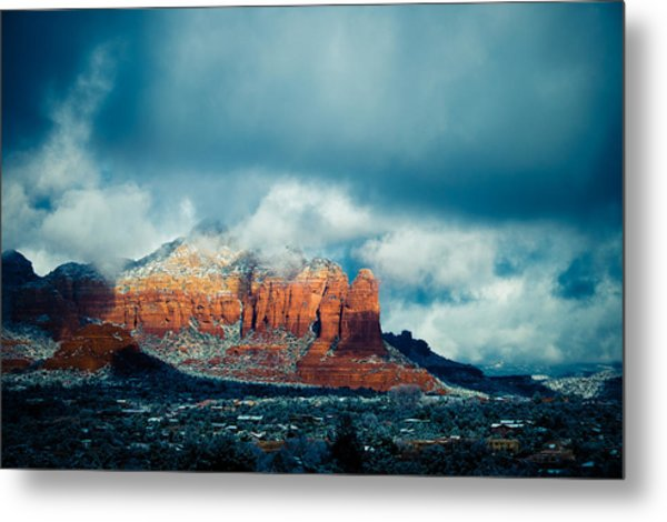 There's A Place Metal Print by Roger Chenery