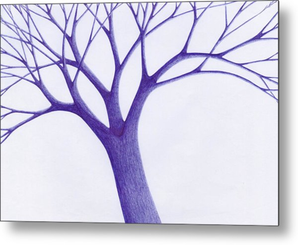 Tree - The Great Hand Of Nature Metal Print