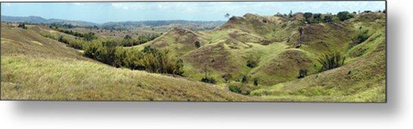 Trekking Sulawesi Metal Print by Photography by Mangiwau