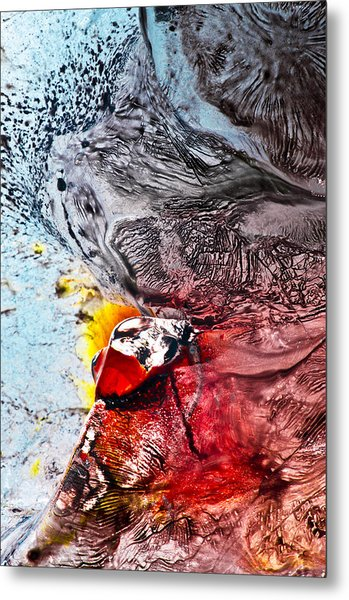 Underworld Feeding Ground Metal Print by Petros Yiannakas