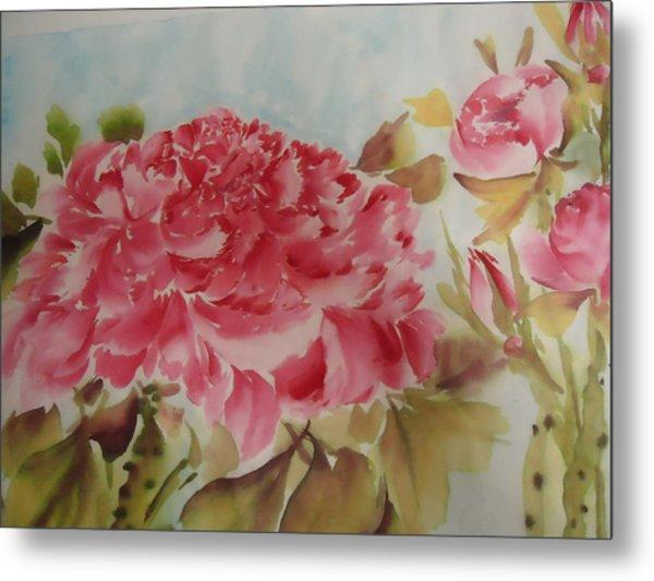 Flower0728-3 Metal Print
