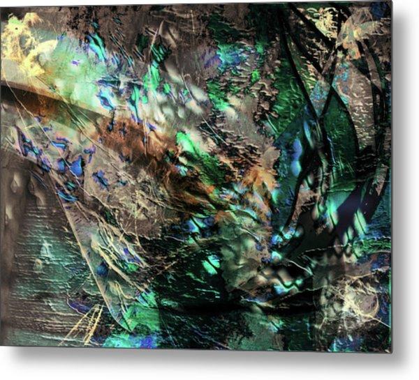 Chlorophyll Metal Print by Monroe Snook