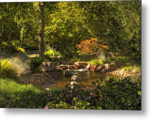 Dallas Arboretum Metal Print