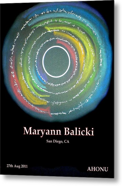 Maryann Balicki Metal Print