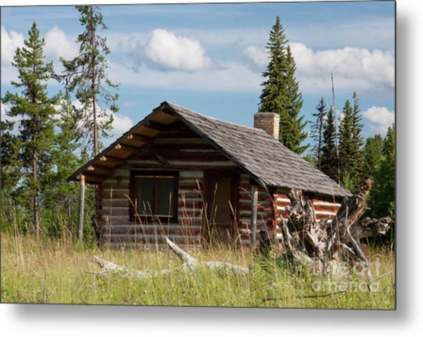 Mccarthy Homestead Metal Print