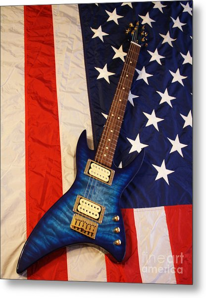 One Of A Kind...  Made In The U. S. A. Metal Print