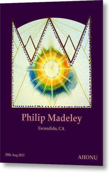 Philip Madeley Metal Print