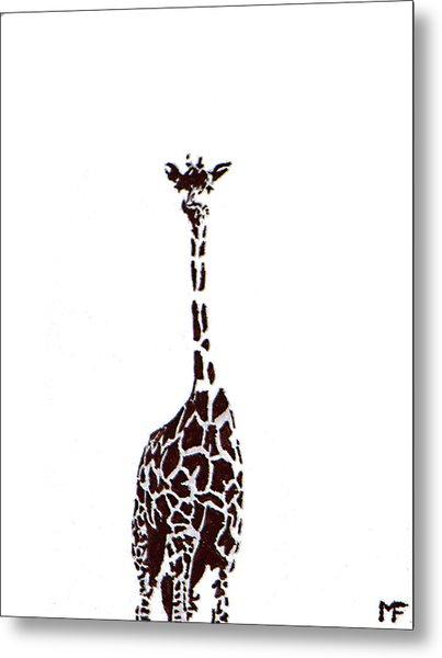 Standing Tall Metal Print by Matthew Formeller