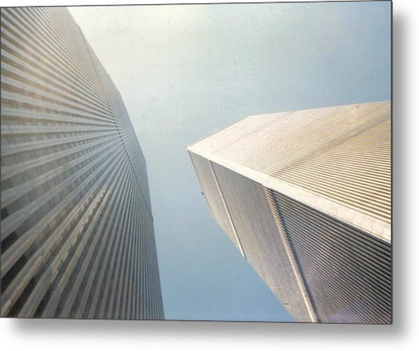 I Feel Small  Metal Print
