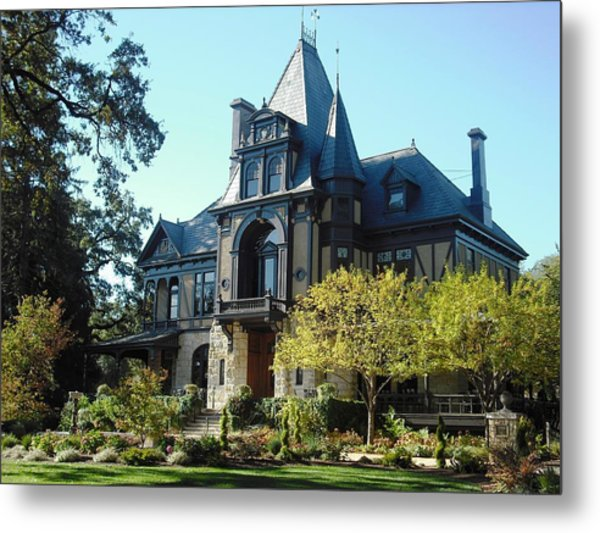 Beringer Brothers Winery Saint Helena Metal Print