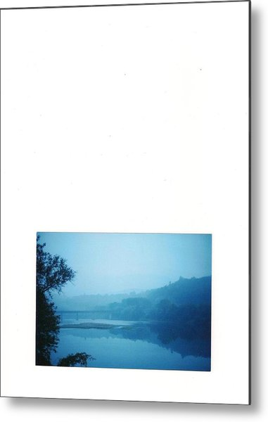 Connecticut River Metal Print by Jashobeam Forest