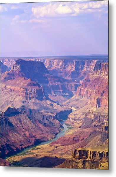 Grand Canyon I Metal Print by Linda Morland