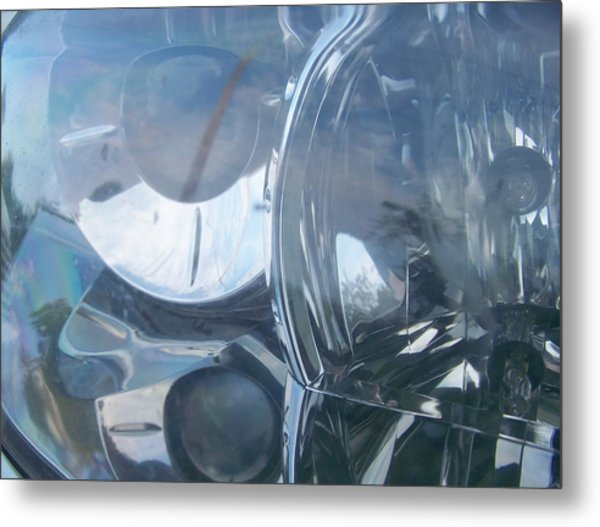 Light Metal Print by Melody Anderson