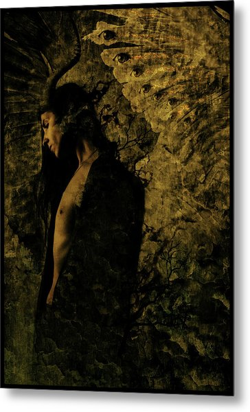 Watcher Metal Print