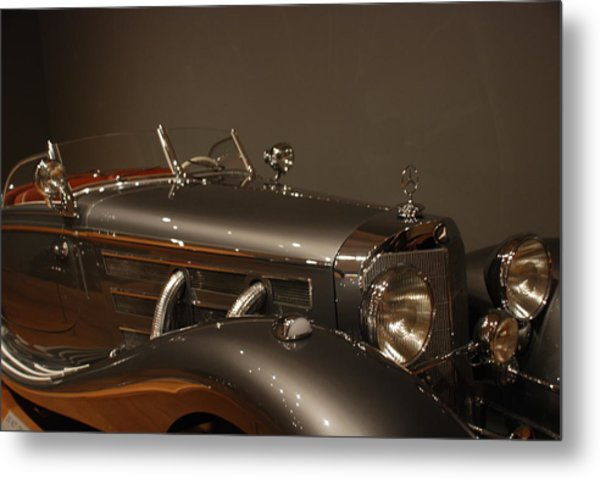 1937 Mercedes-benz 540k Special Roadster Metal Print