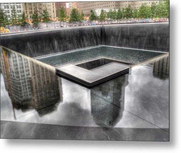 911 Memorial Metal Print