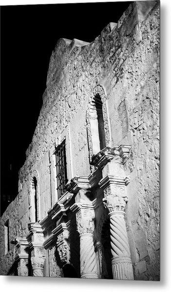 Alamo Metal Print