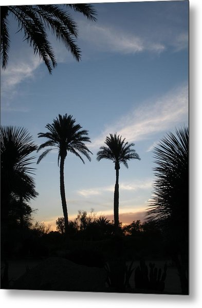 Good Morning Metal Print by Jeanette Oberholtzer