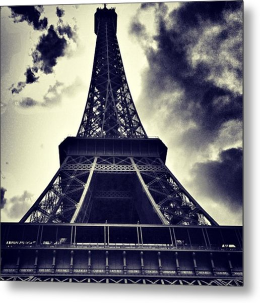 #paris Metal Print