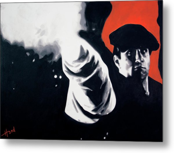 The Godfather Metal Print