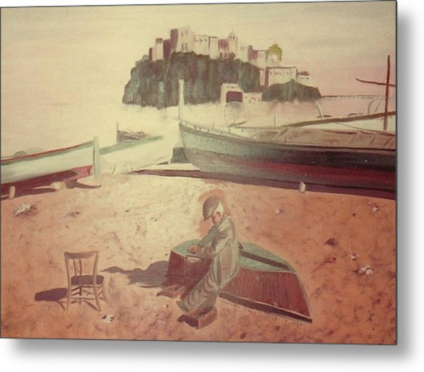 Untitled Metal Print by Suzanne  Marie Leclair