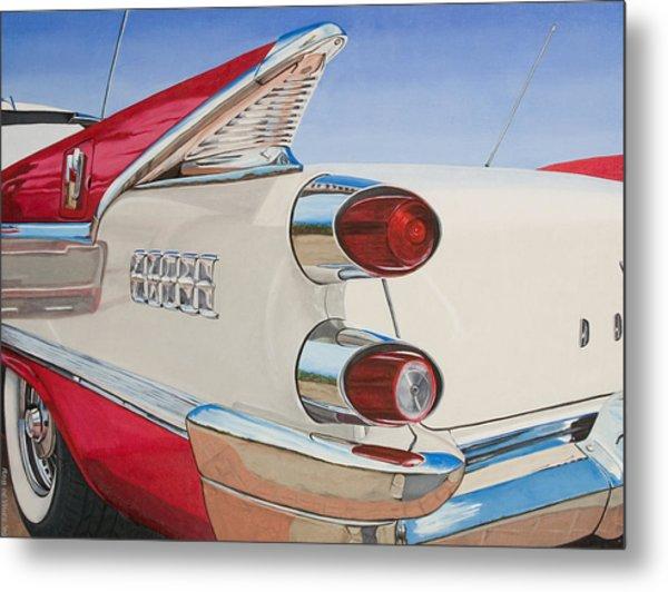 59 Dodge Royal Lancer Metal Print