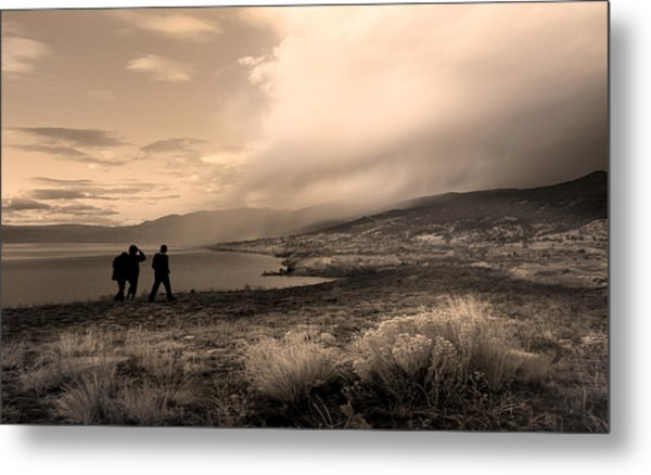 5th Wheel Metal Print