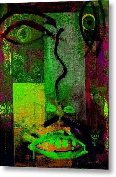 Untitled  Metal Print by Teodoro De La Santa