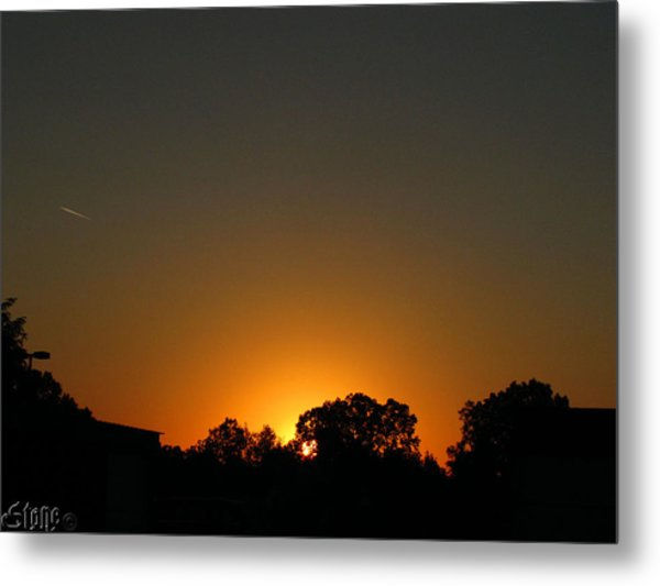 7am Sunrise Metal Print