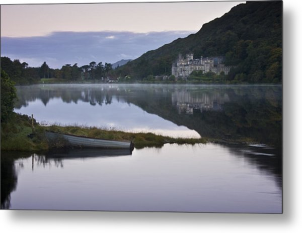 A Place For Introspection Metal Print by Gary Rowe