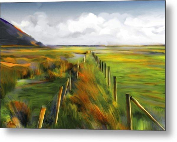 Achill Island - West Coast Ireland Metal Print